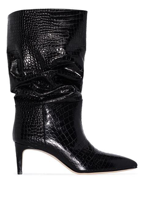 Black boots PARIS TEXAS |  | PX511XCABSNERO