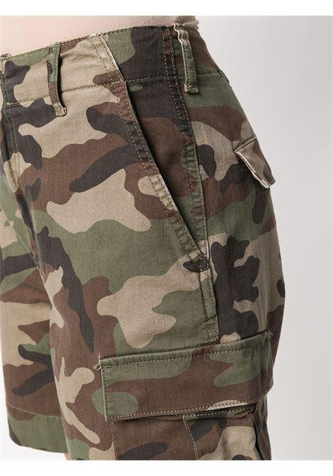 Camouflage print shorts P.A.R.O.S.H. |  | CAMUSD210076807