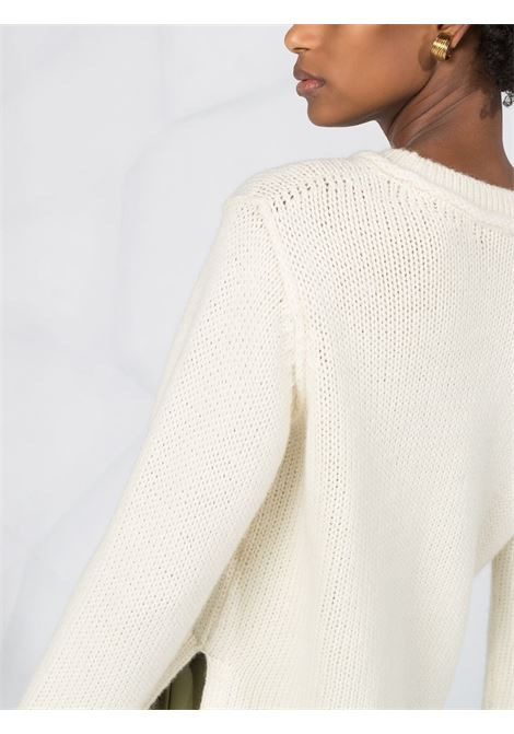 White jumper P.A.R.O.S.H. |  | LINETTED510975002