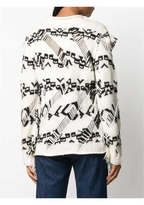 White/black jumper P.A.R.O.S.H. |  | LUMUSD510973802