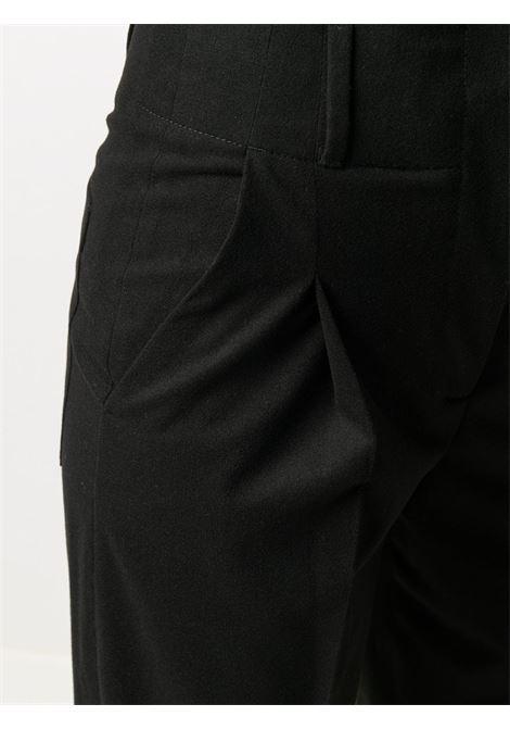 Pantalone nero PESERICO | PANTALONI | P04551D00A01985905