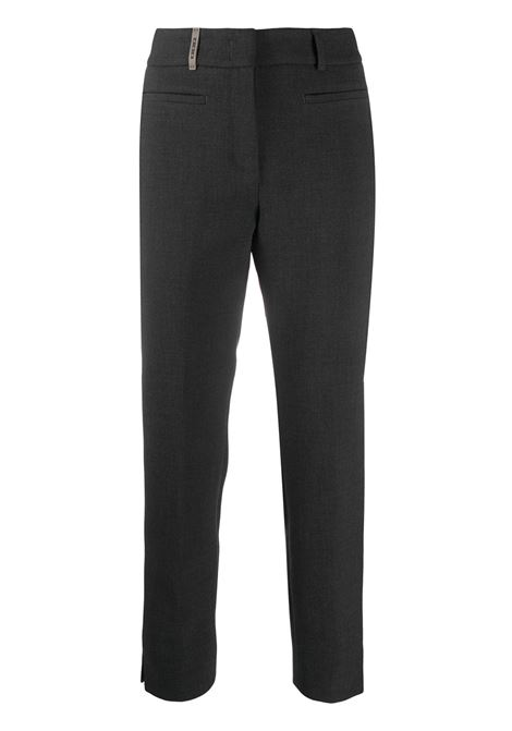 Anthracite grey trousers PESERICO |  | P04615H01934978