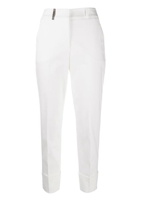 White trousers PESERICO |  | P04629L108782003