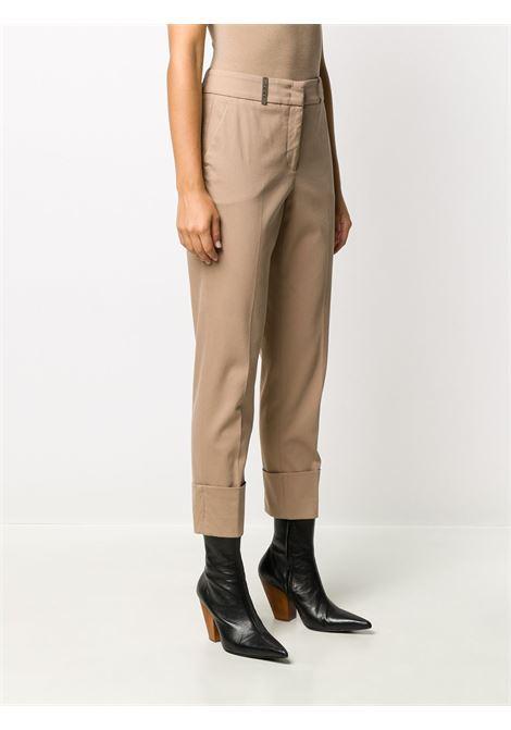 Pantalone marrone PESERICO | PANTALONI | P04629L108782050