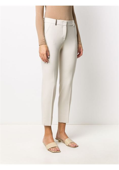White trousers PESERICO |  | P0471801934043