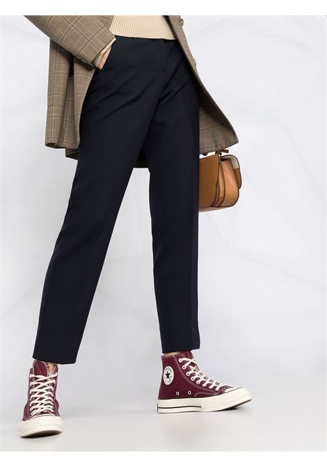 Blue navy trousers PESERICO |  | P0471801934861