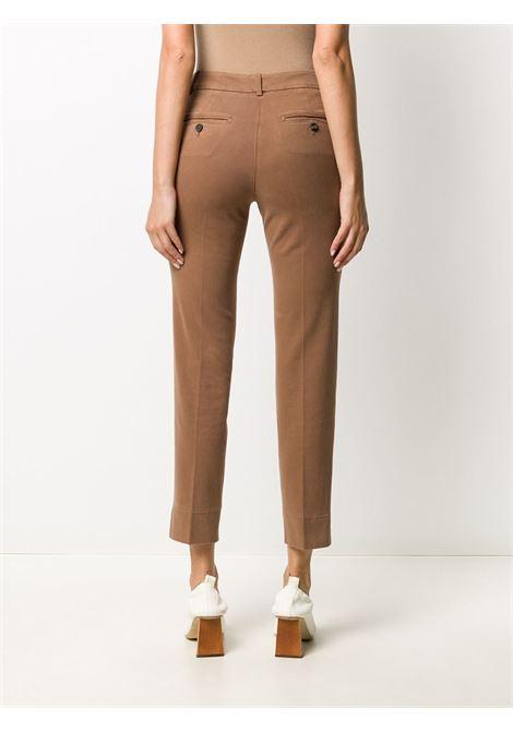 Pantalone marrone PESERICO | PANTALONI | P04718T302487050
