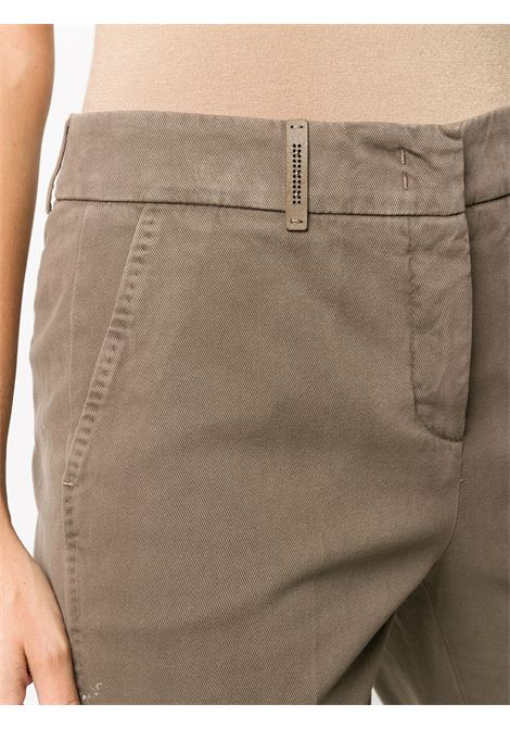 Brown trousers PESERICO |  | P04718T302487051