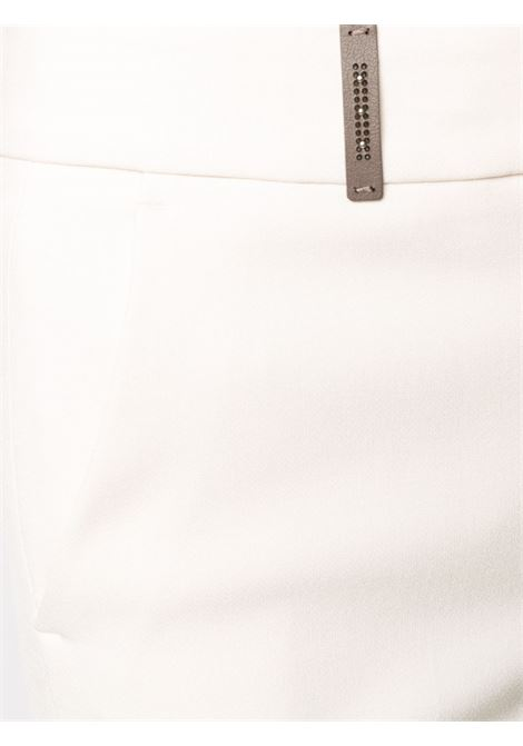White trousers PESERICO |  | P0473501934041