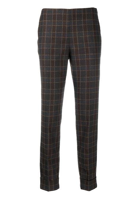 Pantalone a quadri PESERICO | PANTALONI | P0491105820953