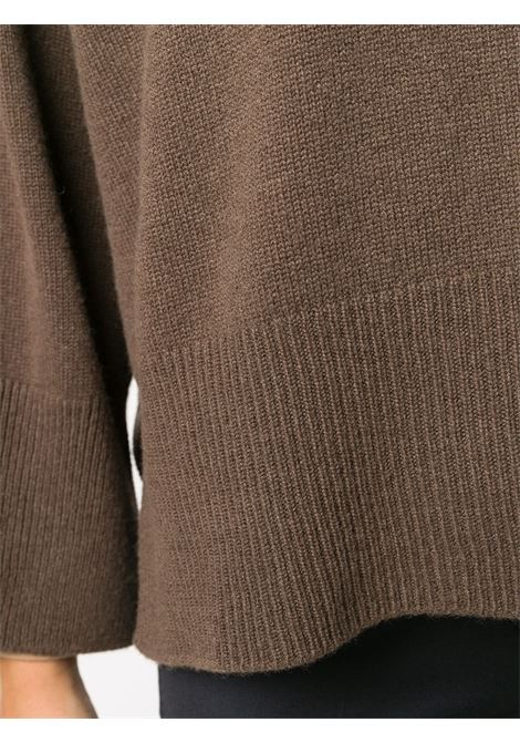 Brown jumper PESERICO |  | S99984F0709018051