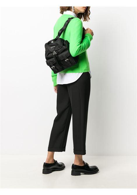 Black backpack PRADA |  | 1BZ677V44F0002