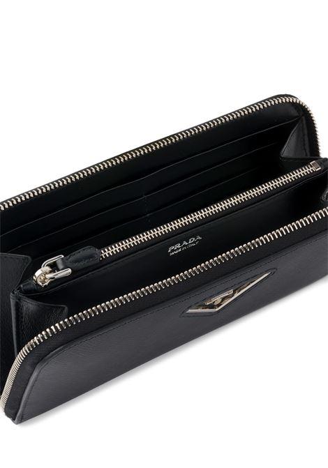 Leather wallet PRADA |  | 1ML5062DKYF0002