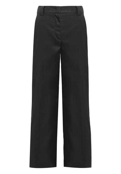 Pantaloni neri PRADA | PANTALONI | 22H823S2021WQ8F0002