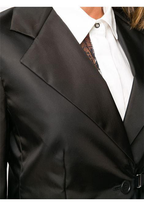 Cappotto nero PRADA | IMPERMEABILE | 29Y839S2021WQ8F0002