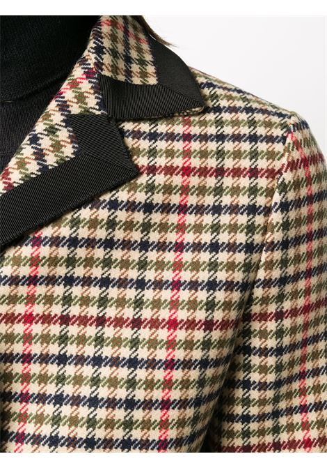 Checkered buttoned jacket PRADA |  | P539IS2021XDOF0008
