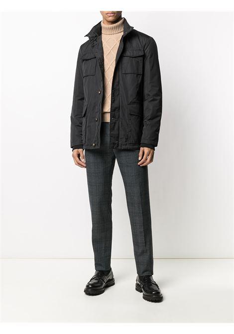 Pantalone nero PT01 | PANTALONI | COTLARZ10WOLBB300230