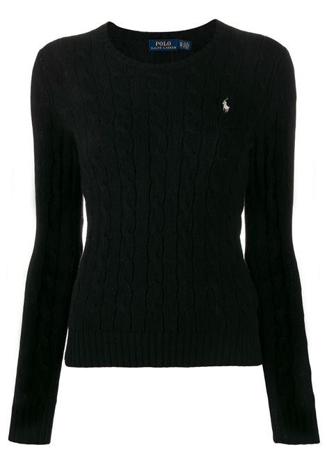 Black jumper RALPH LAUREN |  | 211525764002