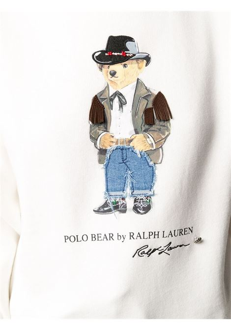 White sweatshirt RALPH LAUREN |  | 211800245001