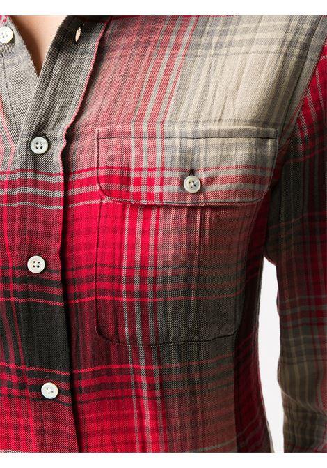 Plaid shirt dress RALPH LAUREN |  | 211800586001