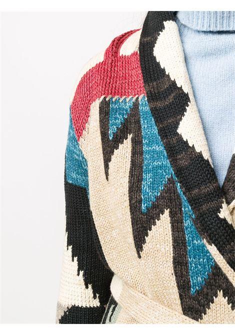 Cardigan multicolore RALPH LAUREN | MAGLIONE | 211801520001