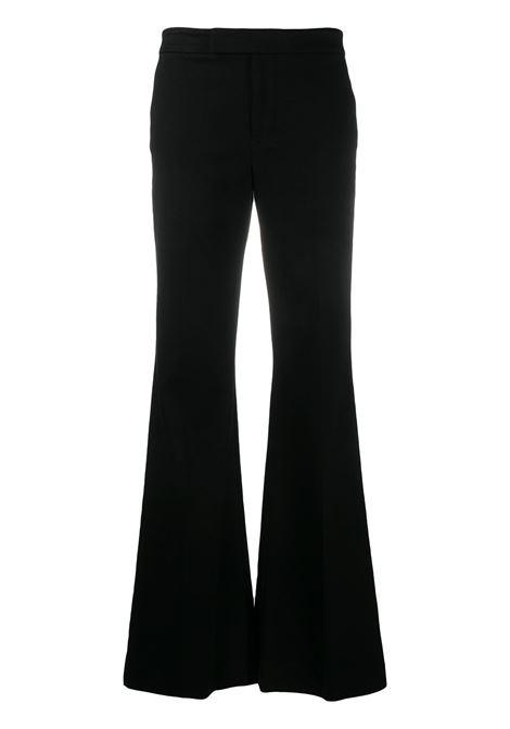 Pantalone nero RALPH LAUREN | PANTALONI | 211805672001