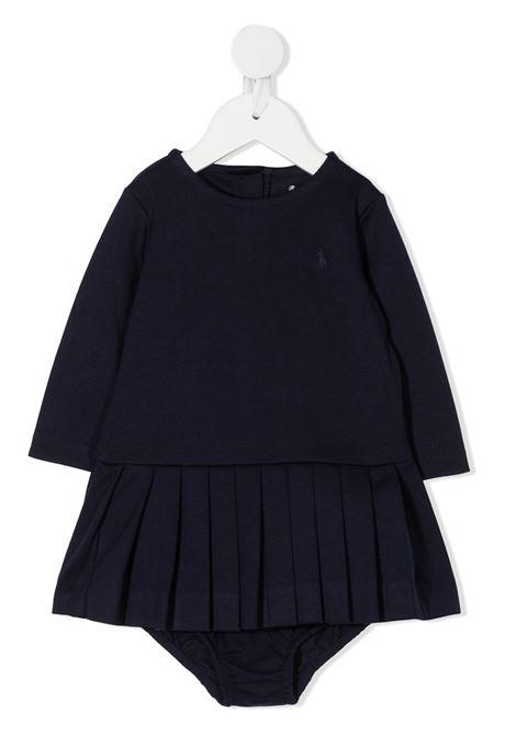 Blue dress POLO RALPH LAUREN | BODY | 310798446002