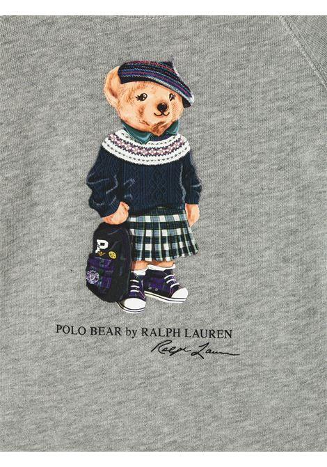 Grey dress POLO RALPH LAUREN | BODY | 310800085001