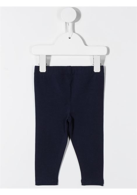 Leggings blu RALPH LAUREN | LEGGINGS | 310809584001