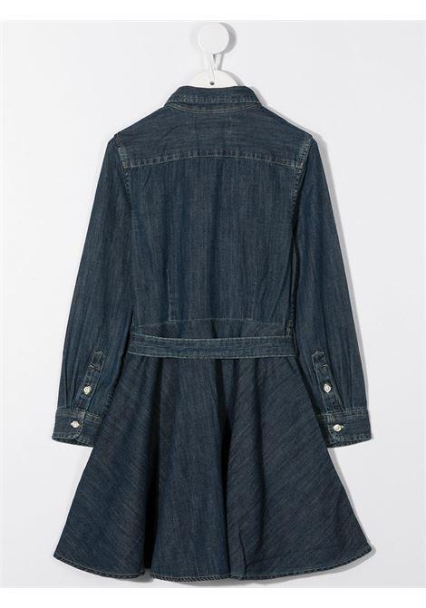 Vestito blu RALPH LAUREN | JEANS | 311698860001