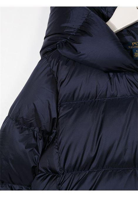 Giubbino blu POLO RALPH LAUREN | GIUBBOTTI | 311795699001
