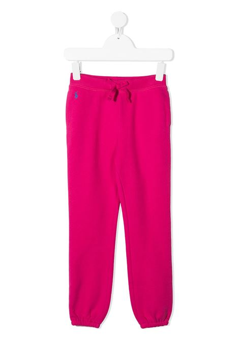Pantalone rosa POLO RALPH LAUREN | PANTALONI | 311798250001