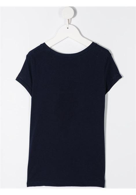 T-shirt blu POLO RALPH LAUREN | T-SHIRT | 313799106002