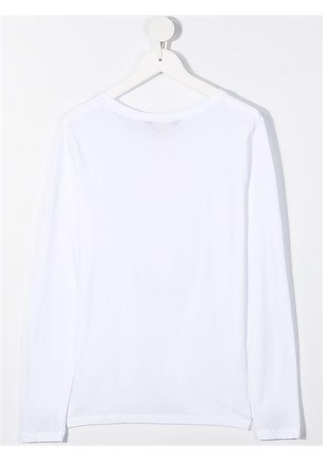 Maglia bianca RALPH LAUREN | T-SHIRT | 313809578001
