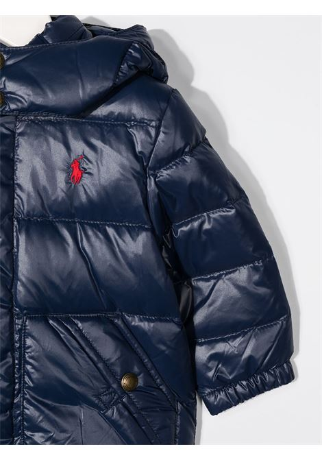 Blue jacket POLO RALPH LAUREN | PADDED JACKET | 320795538001