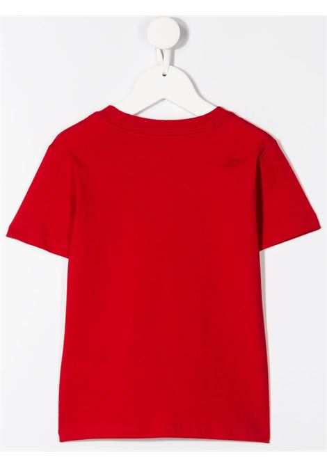 T-shirt rossa POLO RALPH LAUREN | T-SHIRT | 321674984004