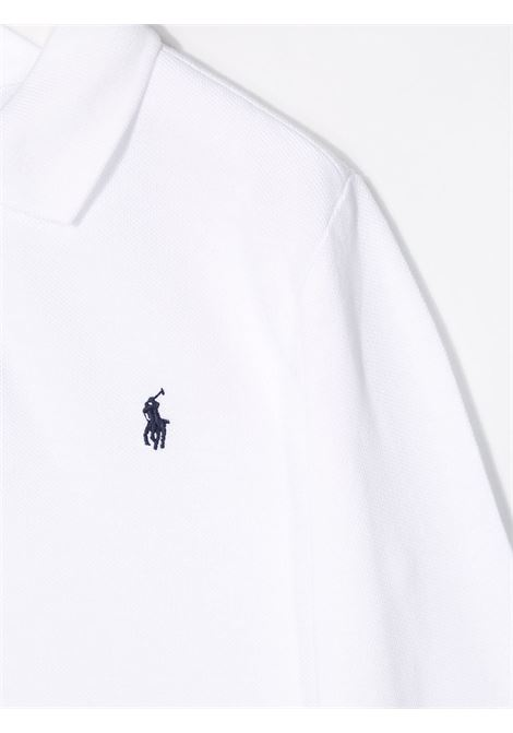 Polo bianca RALPH LAUREN | POLO | 321703634013