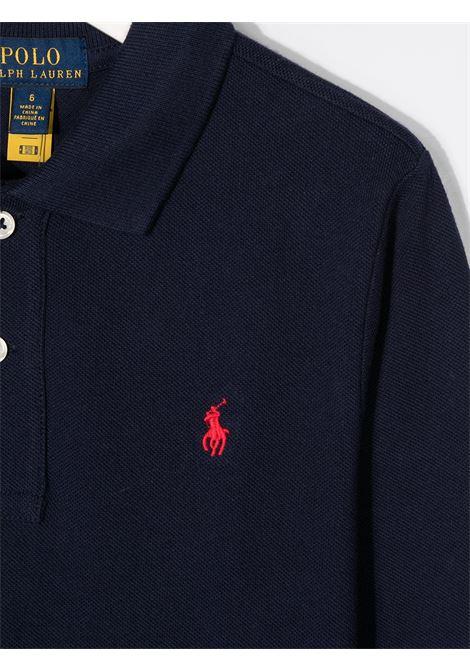 Polo blu RALPH LAUREN | POLO | 321703634032