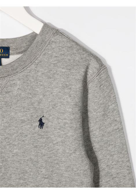 Maglione grigio POLO RALPH LAUREN | MAGLIONE | 321772102003