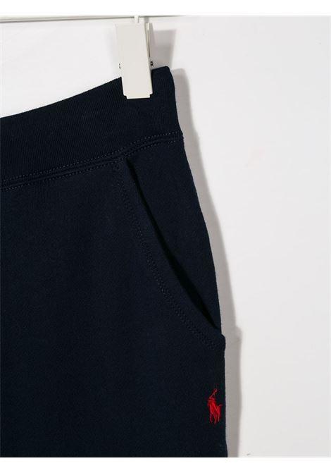 Pantalone blu RALPH LAUREN | PANTALONI | 323720897003