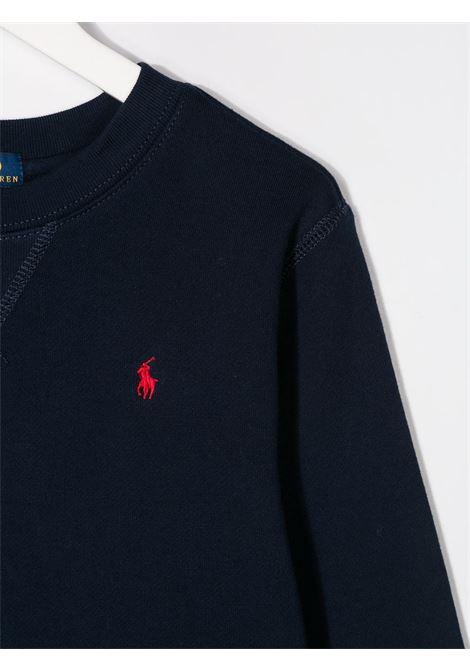 Maglione blu RALPH LAUREN | MAGLIONE | 323772102002
