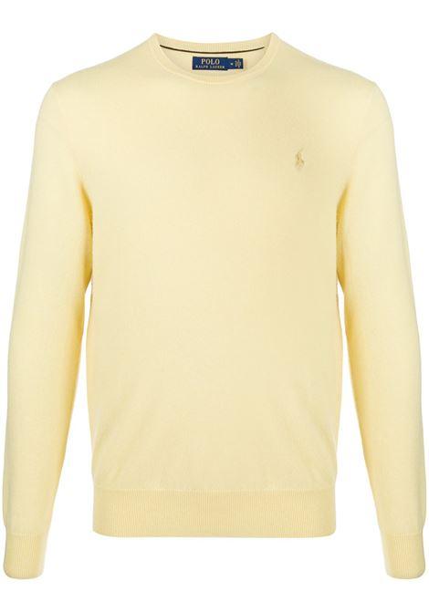 Pastel yellow jumper RALPH LAUREN |  | 710667378023