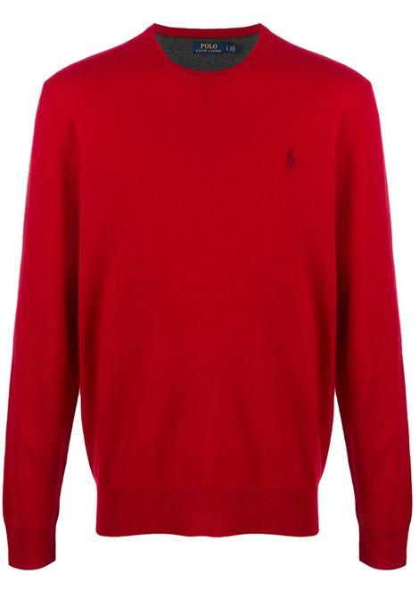 Red jumper RALPH LAUREN |  | 710667378024