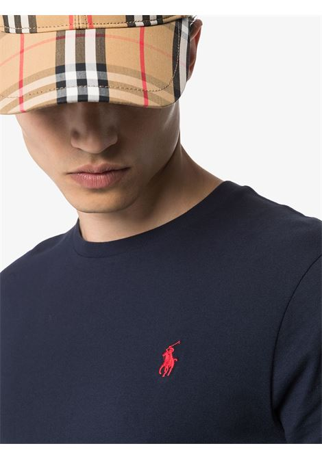 Blue t-shirt RALPH LAUREN |  | 710680785004
