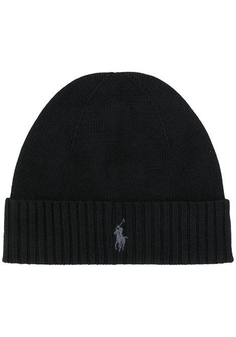 Black beanie RALPH LAUREN |  | 710761415003