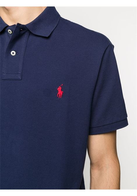 Blue navy T-shirt RALPH LAUREN |  | 710795080007