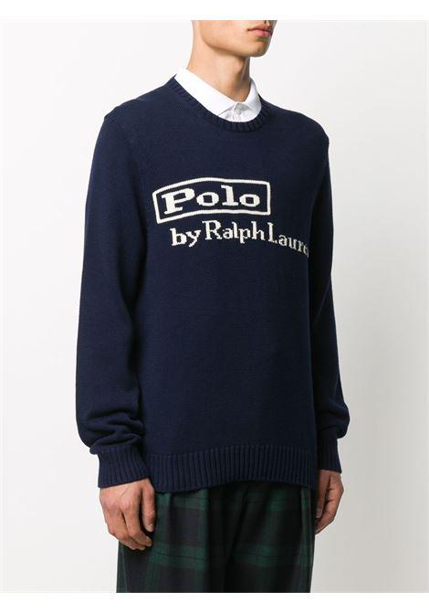 Blue jumper RALPH LAUREN |  | 710810847001
