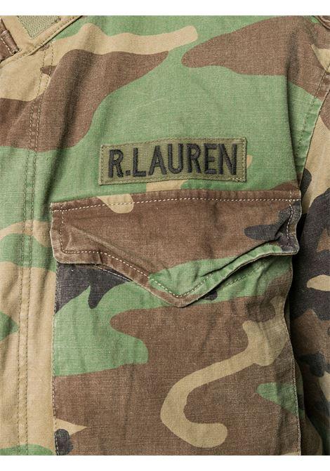 Camouflage jacket RALPH LAUREN |  | 710811278001