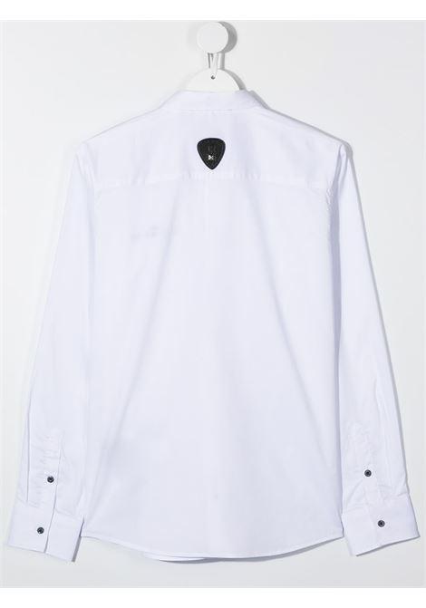 Camicia bianca RICHMOND | CAMICIE | RBA20044CAHBTWHITE