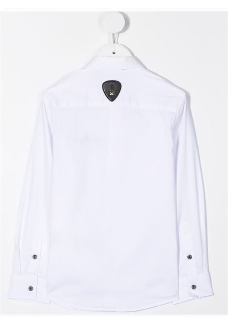 Camicia bianca RICHMOND | CAMICIE | RBA20044CAHBWHITE